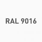 Alu - brillant RAL 9016