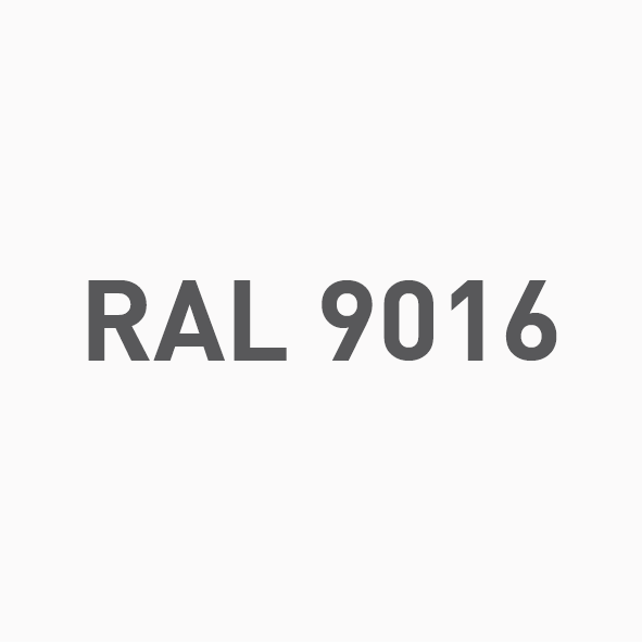 Ral 9016 Oder 9010 alu ral with alu ral progress profiles wall profile for tiles