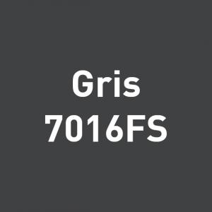 Alu - granité Gris 7016FS
