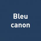 Alu - métallisé bleu canon