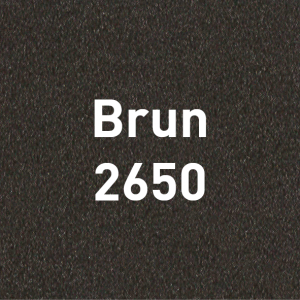 Alu - sablé Brun 2650
