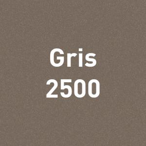 Alu - sablé Gris 2500