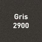 Alu - sablé Gris 2900