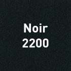 Alu - sablé Noir 2200