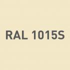 Alu - satiné RAL 1015S