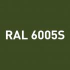 Alu - satiné RAL 6005S