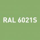 Alu - satiné RAL 6021S