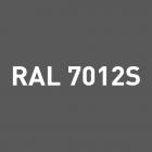 Alu - satiné RAL 7012S