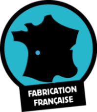 carte de france bleue